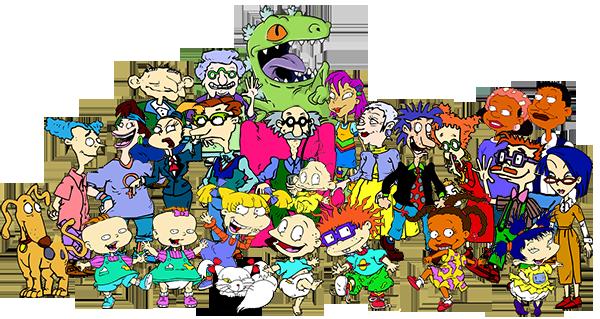 Rugrats_cast