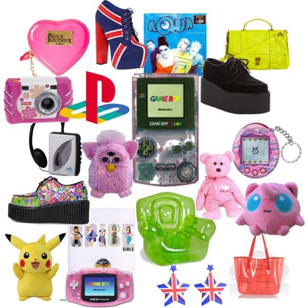 Toys From The 2000s : Early s slang you probably forgot about