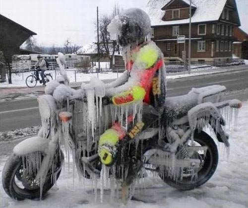 Biking-In-The-Winter