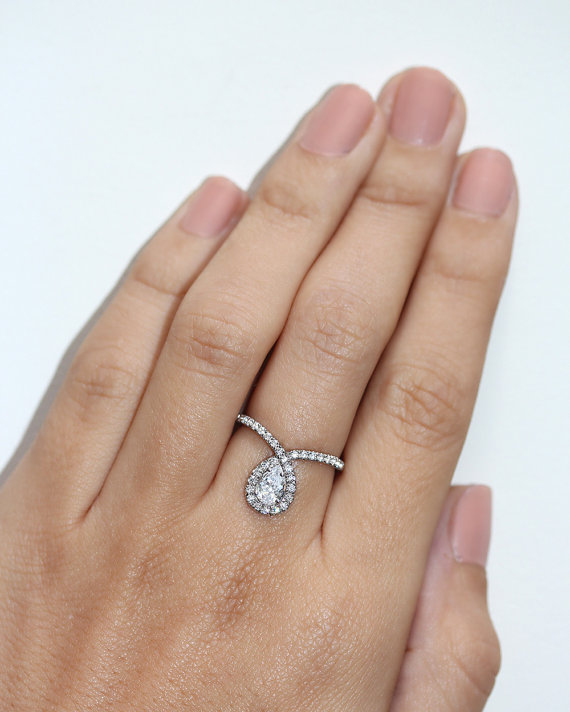 pear-shaped-engagement-ring-pear-cut-diamond-engagement-ring-bliss-unique-engagement-ring-art-deco-engagement-ring