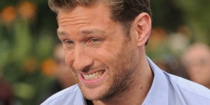 "Bachelor Juan Pablo, Mark Wahlberg, Heather Graham, Alyssa Milano, And Danny Masterson On ""Extra"""
