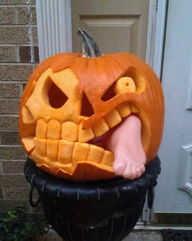 unique-pumpkin-carving-ideas-appealing-unusual-pumpkin-612x768