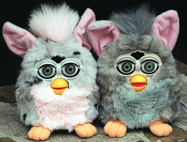 TOY Fair 98/Furby